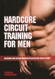 Hardcore Circuit Training for Men, Paperback Book