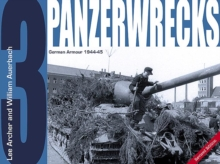 Panzerwrecks 3 : German Armour 1944-45, Paperback Book