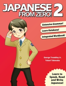 Japanese from Zero! 2, Paperback Book