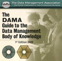 DAMA Guide to the Data Management Body of Knowledge, CD-ROM Book