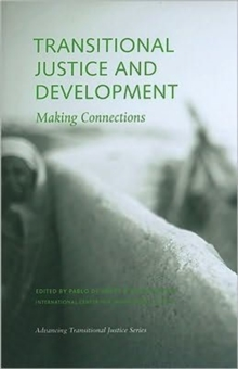 Transitional Justice and Development - Making Connections, Paperback / softback Book