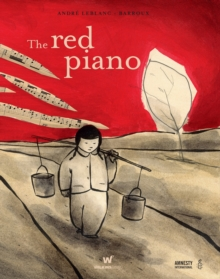 The Red Piano, Hardback Book