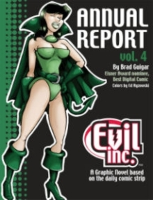 Evil Inc Annual Report Volume 4, Paperback / softback Book