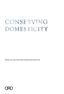 Conserving Domesticity, Paperback / softback Book