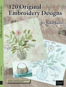 120 Original Embroidery Designs, Paperback / softback Book