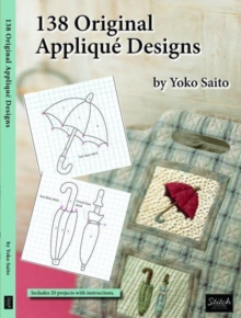 138 Original Applique Designs, Paperback / softback Book