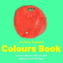 My New Zealand Colours Book, Board book Book