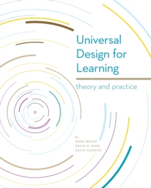 Universal Design for Learning : Theory and Practice, Paperback / softback Book