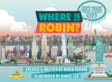 Where Is Robin? New York City, Hardback Book