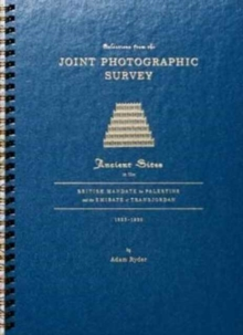 Joint Photographic Survey, Hardback Book