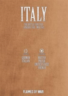 Italy : The Battle for Italy January 1944 - May 1945, Hardback Book