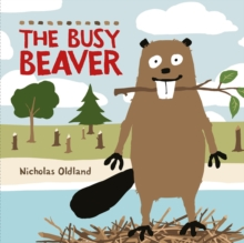 The Busy Beaver, Paperback Book