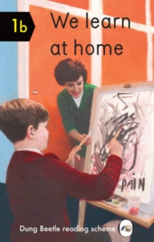 We Learn at Home : Dung Beetle Book 1b, Hardback Book