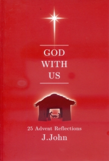 God with Us : 25 Advent Reflections, Paperback Book