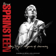Bruce Springsteen : Glory Days - 50 Years of Dreaming, Mixed media product Book