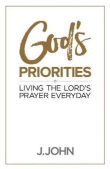 God's Priorities, Hardback Book