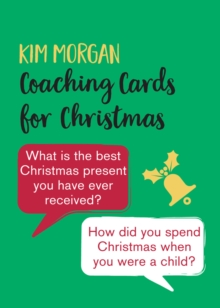 Coaching Cards for Christmas, Cards Book
