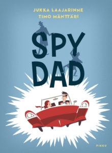 Spy Dad, Paperback / softback Book