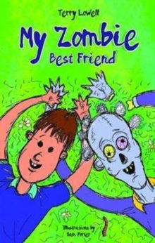 My Zombie Best Friend, Paperback Book