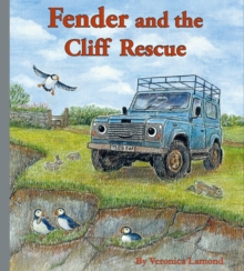 Fender and the Cliff Rescue, Paperback Book