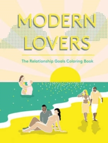 MODERN LOVERS COLOURING BOOK, Paperback Book