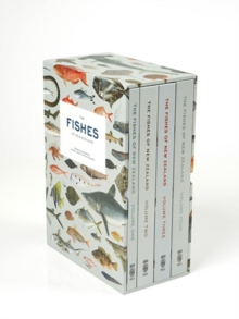 The Fishes of New Zealand, Hardback Book