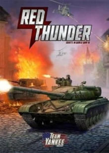 RED THUNDER, Hardback Book
