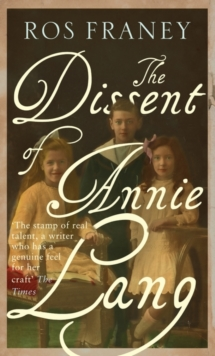 The Dissent of Annie Lang, Paperback Book