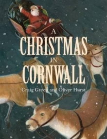 A Christmas in Cornwall, Hardback Book