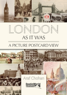 London as it Was - A Picture Postcard View, Paperback Book