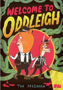 Welcome To Oddleigh, Paperback / softback Book