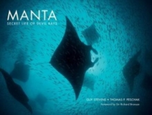 Manta: Secret Life of Devil Rays, Hardback Book