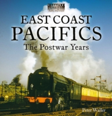 East Coast Pacifics : The Postwar Years, Paperback / softback Book