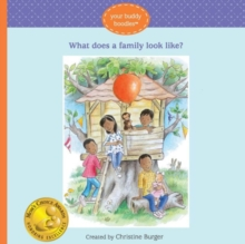 What Does a Family Look Like?, Hardback Book