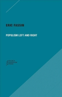 Populism Left and Right, Paperback / softback Book