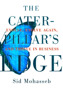 Caterpillar's Edge, Hardback Book
