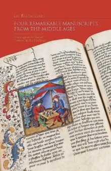 Les Enluminures: Four Remarkable Manuscripts from the Middle Ages, Paperback / softback Book