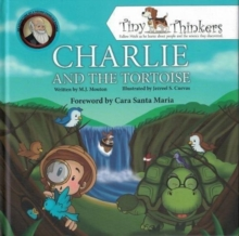 Charlie and the Tortoise : An Adventure of a Young Charles Darwin, Hardback Book