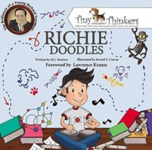 Richie Doodles : The Brilliance of a Young Richard Feynman, Hardback Book