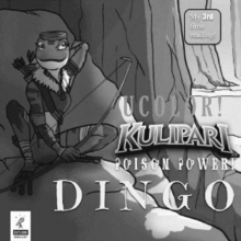 Kulipari -- U Color : Dingo Adventures, Paperback Book