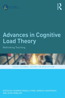 Advances in Cognitive Load Theory : Rethinking Teaching, PDF eBook