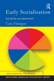 Early Socialisation : Sociability and Attachment, PDF eBook