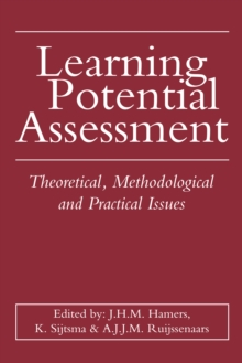 Learning Potential Assessment, EPUB eBook