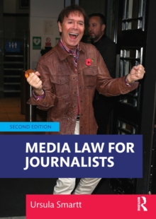 Media Law for Journalists, PDF eBook