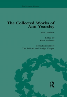 The Collected Works of Ann Yearsley Vol 2, PDF eBook