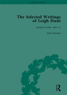 The Selected Writings of Leigh Hunt Vol 5, PDF eBook