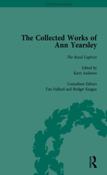 The Collected Works of Ann Yearsley Vol 3, EPUB eBook