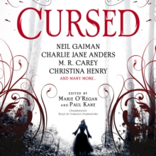 Cursed, eAudiobook MP3 eaudioBook