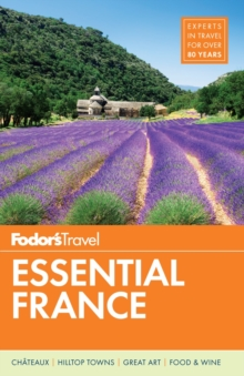 Fodor's Essential France, Paperback / softback Book