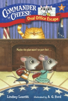 Commander in Cheese #2 : Oval Office Escape, Paperback Book